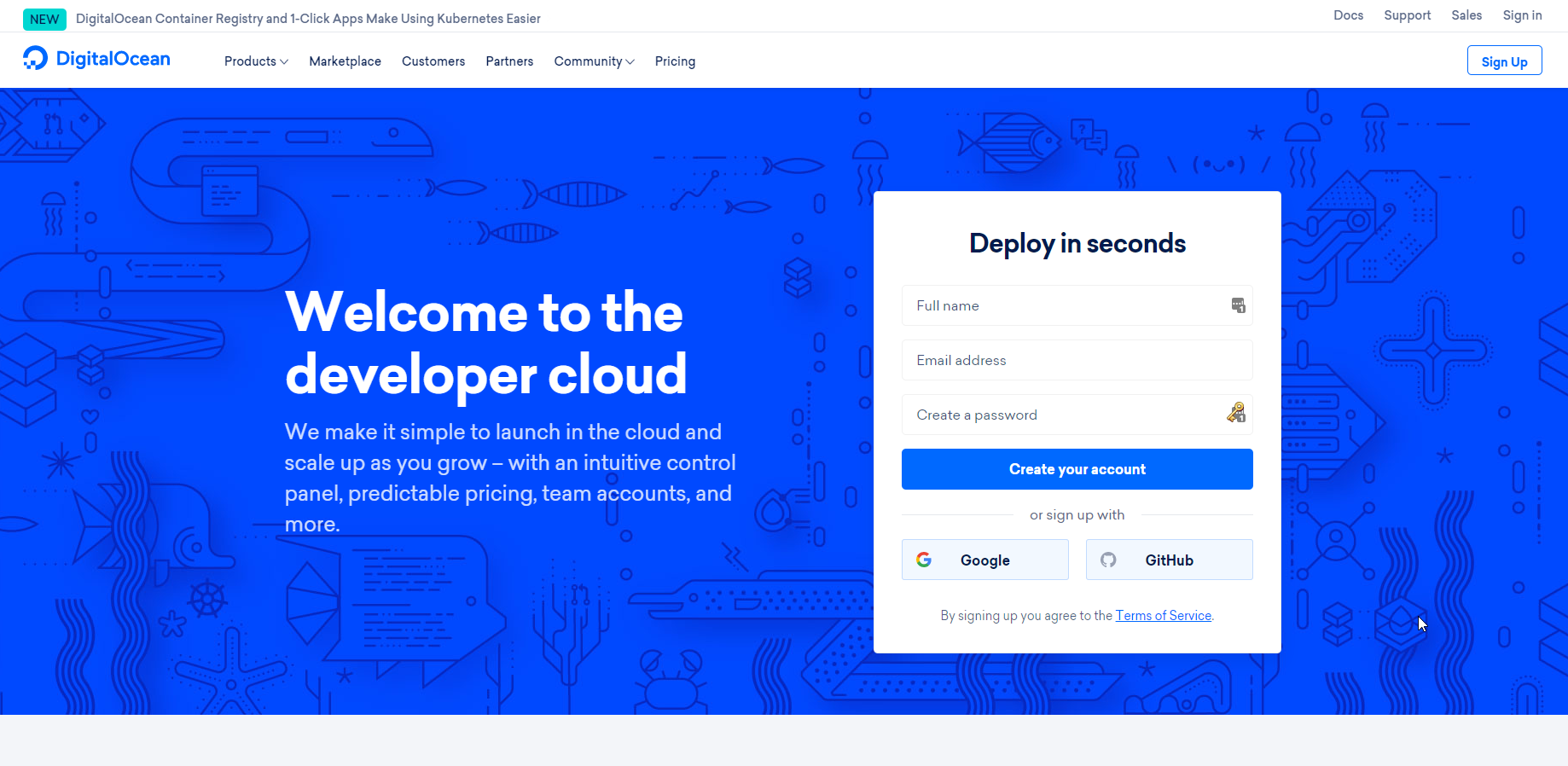 How to create DigitalOcean droplets using Doctl on Windows