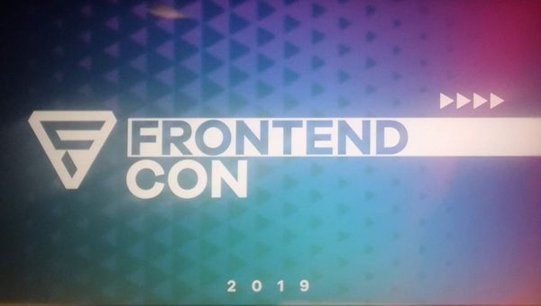 FrontEnd Con